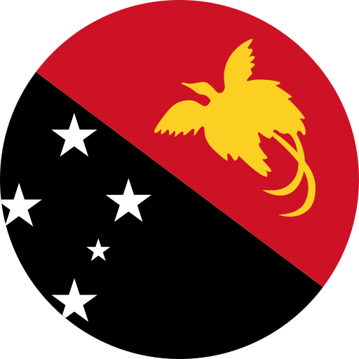 country, flag, papua new guinea, world icon