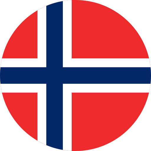 country, flag, norway, world icon