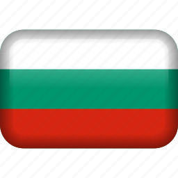 bulgaria, country, flag icon