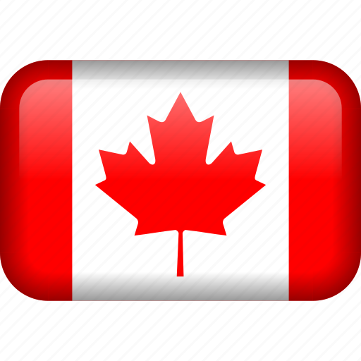 canada, country, flag icon