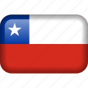 chile, country, flag