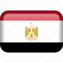 country, egypt, egyptian, flag icon