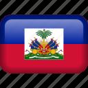 haiti, country, flag