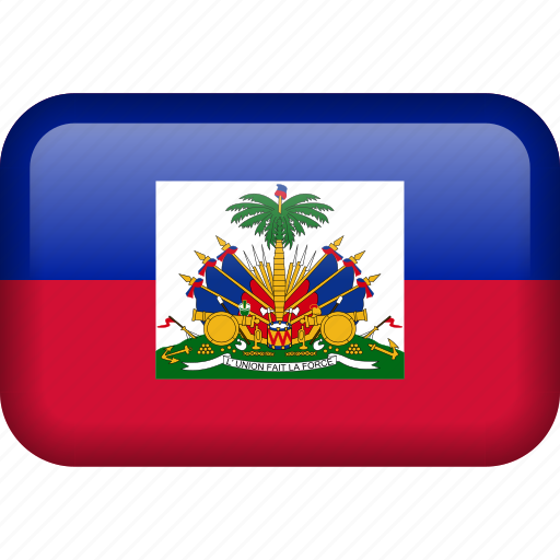 country, flag, haiti icon