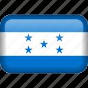 honduras, country, flag