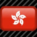 hongkong, hong kong, country, flag, national