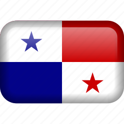 country, flag, panama icon
