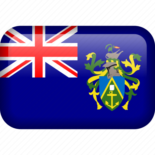 country, flag, pitcairn, pitcairn islands icon