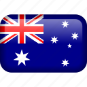 australia, australian, country, flag icon