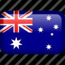 australia, australian, country, flag icon