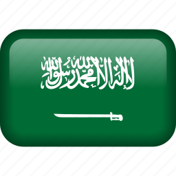 arab saudi, arabia, arabic, country, flag, saudi arabia icon