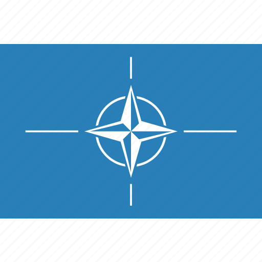 flag, nato icon