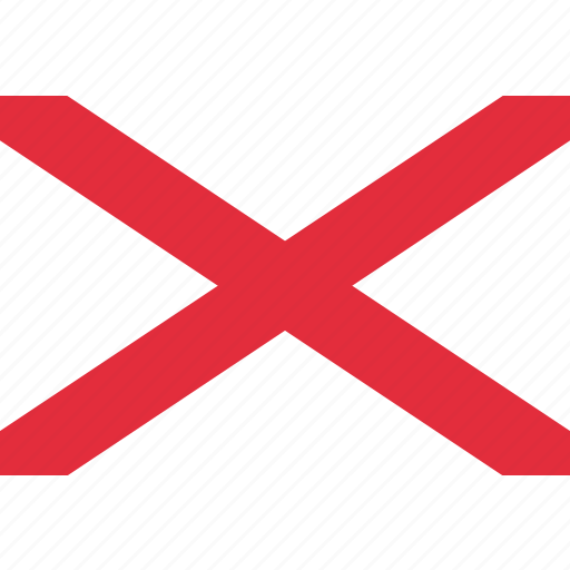 country, flag, ireland, northern icon