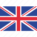 kingdom, united, britain, british, flag, uk