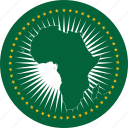 african, union, flag