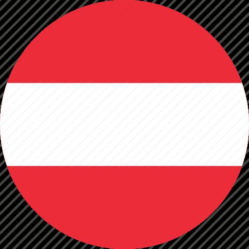 Slikovni rezultat za flag circle austria
