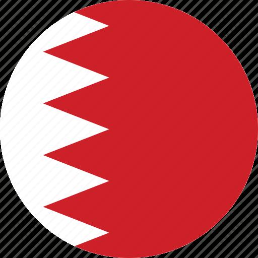 Bahrain Flag Png