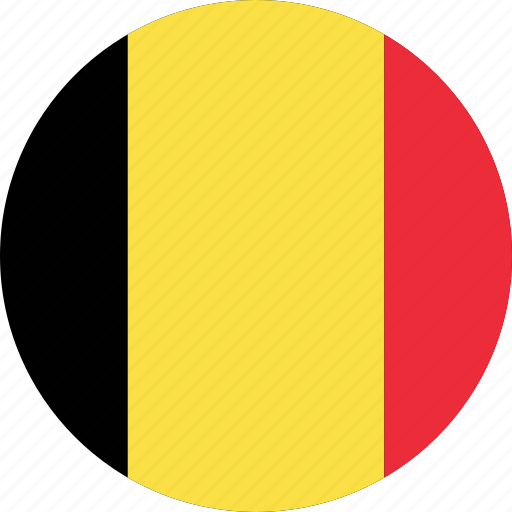 Image result for belgium flag circle
