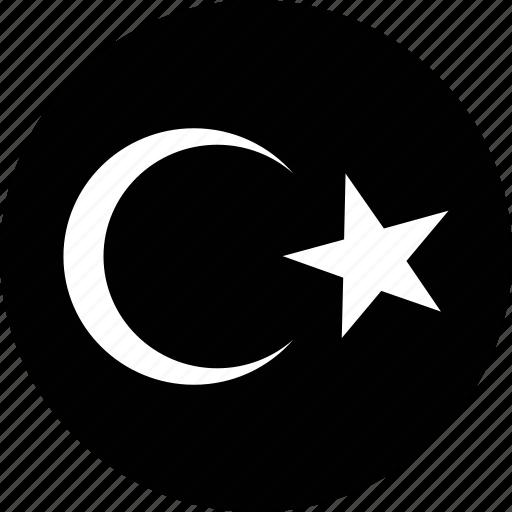 circle, circular, country, cyrenaica, cyrenaica flag, flag, flag of cyrenaica, flags, national, round, world icon