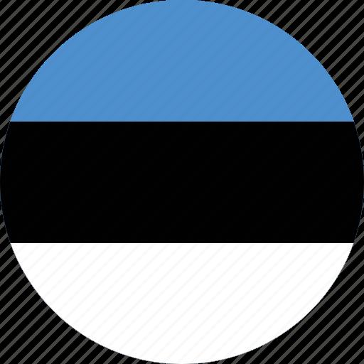 Slikovni rezultat za flag circle estonia