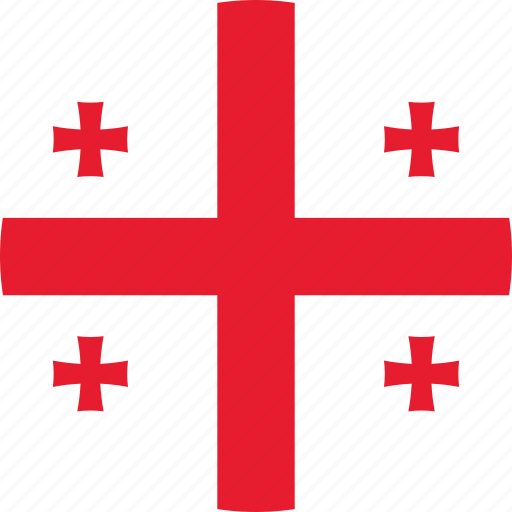 Image result for georgia circle flag