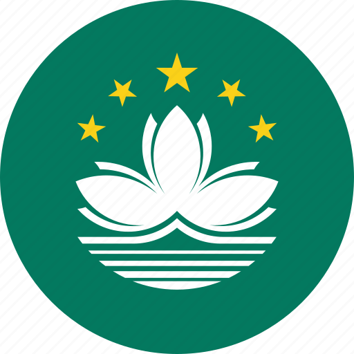 Image result for macau flag