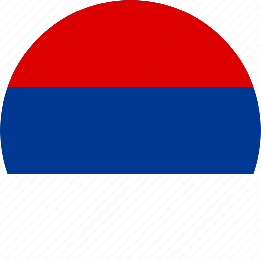 circle, circular, country, flag, flag of republica, flags, national, republica flag, republica srpska, republika, round, srpska, world icon