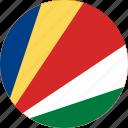 seychelles, flag