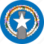 circle, circular, country, flag, flag of northern, flags, islands, mariana, national, northern, northern mariana, northern mariana islands, round, world icon