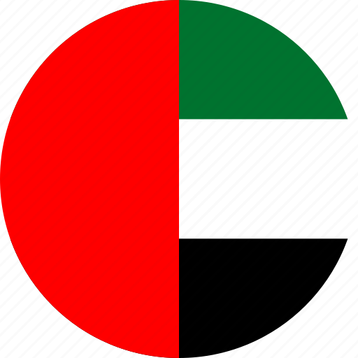 Image result for UAE circle flag