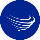 circle, circular, country, flag, flag of unasur, flags, national, round, unasur, unasur flag, world icon