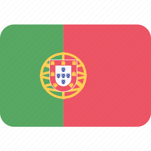 Country, europe, european, flag, flags, portugal icon - Download on Iconfinder