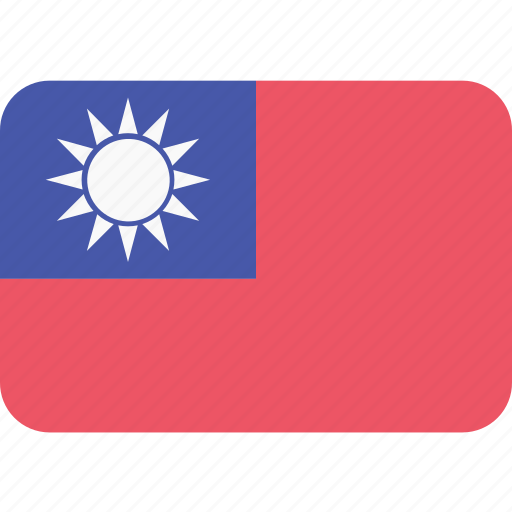 Asia, asian, flag, flags, taiwan icon - Download on Iconfinder