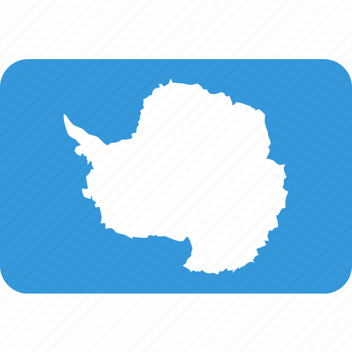 antarctica, country, flag, national icon