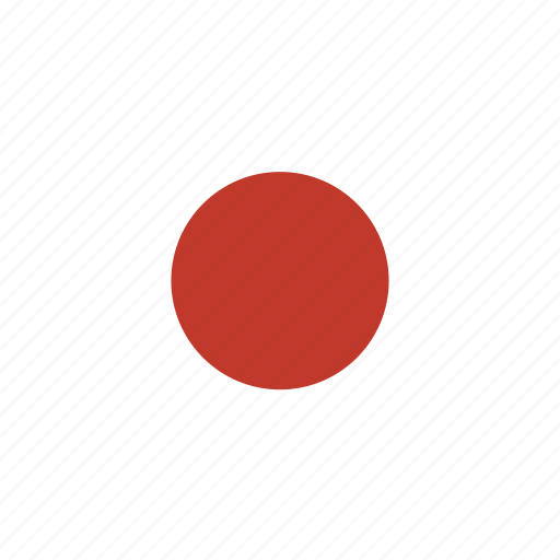 Country, flag, japan, national icon - Download on Iconfinder