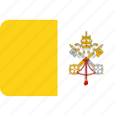 country, flag, pope, vatican