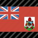 flag, bermuda