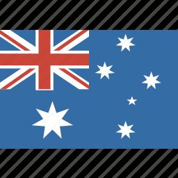 australia, flag icon