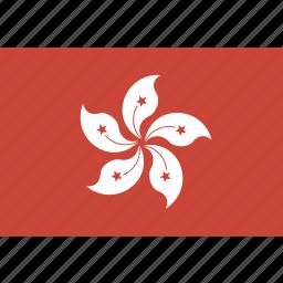 flag, hongkong icon