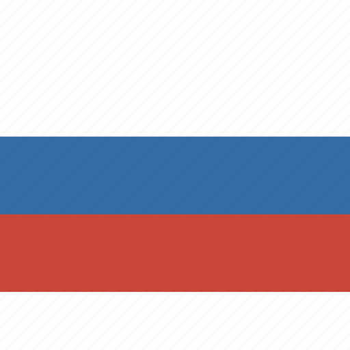 Flag, russia icon - Download on Iconfinder on Iconfinder