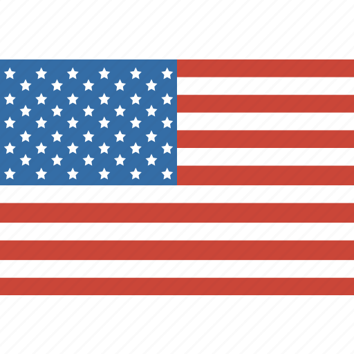 america, flag, states, united, us icon