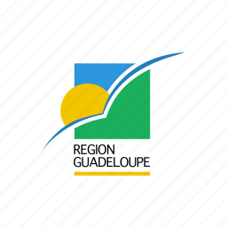 country, flag, guadeloupe, nation, world icon