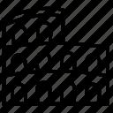 colosseum, landmark, monument, place
