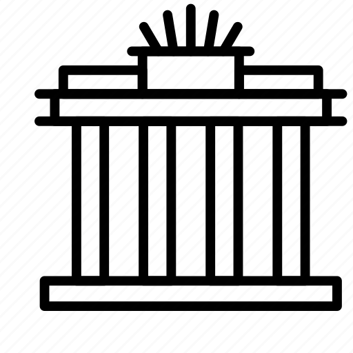 Temple, landmark, building, classical icon - Download on Iconfinder
