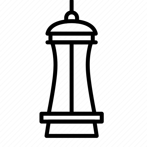 Tower, landmark, monument, place icon - Download on Iconfinder