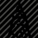 artdeco, building, chrysler, manhattan, newyork, skyscraper, tower icon