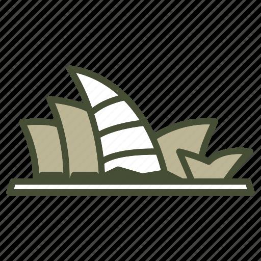 Asiapacific, landmark, sydneyoperahous, sydney icon