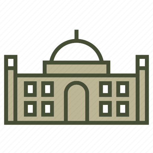 Agra, archaeological sites, famous, landmarks icon - Download on Iconfinder