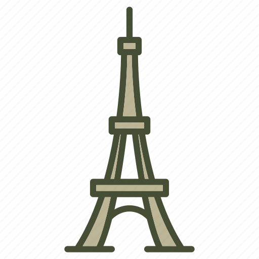 archaeological sites, famous, france, landmarks icon