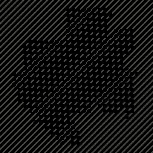 country, gabon, gabonese, location, map icon